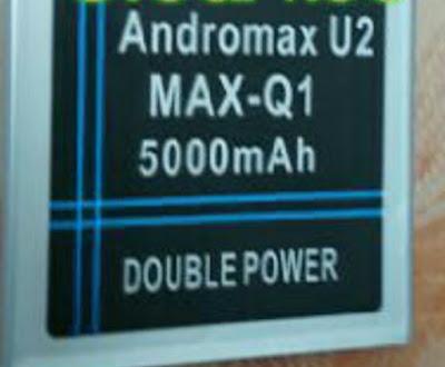 Baterai Double Power smartfren termurah