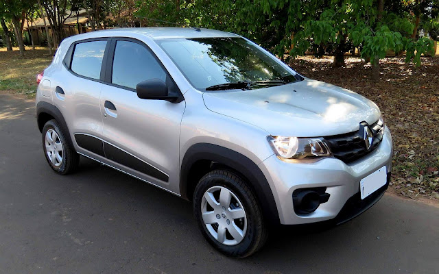 Renault sorteará 100 unidades do Kwid