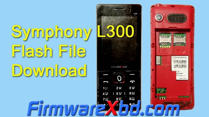 Symphony L300 Flash File MT6261 Download Firmware Without Password