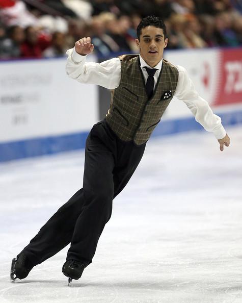 ICE STYLE.....2012 Skate Canada International Men! | Nick Verreos