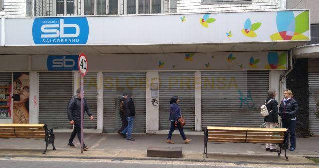Osorno: Mobiliario urbano esta siendo refaccionado en talleres municipales