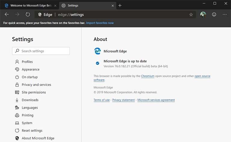 Channel Microsoft Edge Yang Lebih Stabil Kemungkinan Akan Segera Hadir