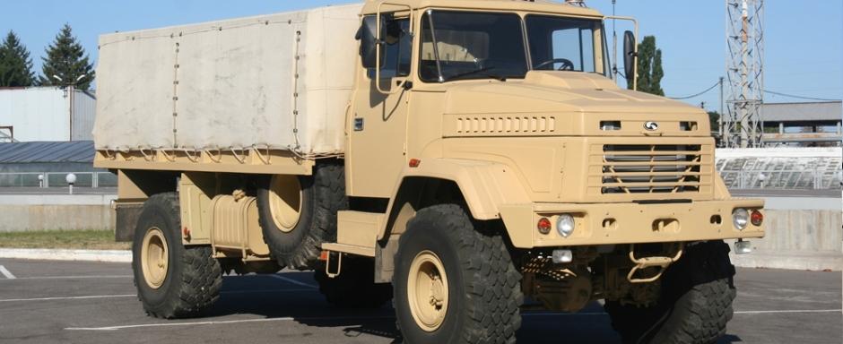 АвтоКрАЗ підтвердив поставки для Армії США