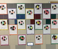 Bulletin Board for Goal Setting Teach Magically