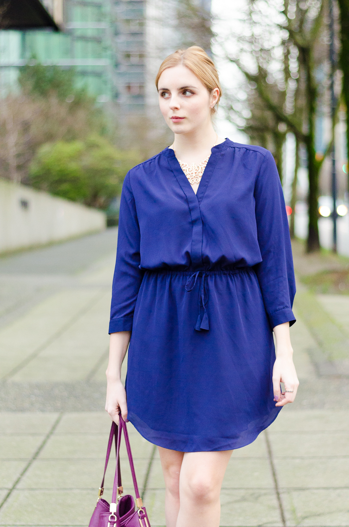 the urban umbrella style blog, vancouver style blog, vancouver fashion blog, vancouver lifestyle blog, vancouver health blog, vancouver fitness blog, vancouver travel blog, canadian fashion blog, canadian style blog, canadian lifestyle blog, canadian health blog, canadian fitness blog, canadian travel blog, bree Aylwin, bootlegger shirt dress, how to style a shirt dress, business casual style, office style, business casual outfit, what to wear to work, office style, professional style, leopard print heels, guess heels, best style blogs, best lifestyle blogs, best fitness blogs, best health blogs, best travel blogs, top fashion blogs, top style blogs, top lifestyle blogs, top fitness blogs, top health blogs, top travel blogs
