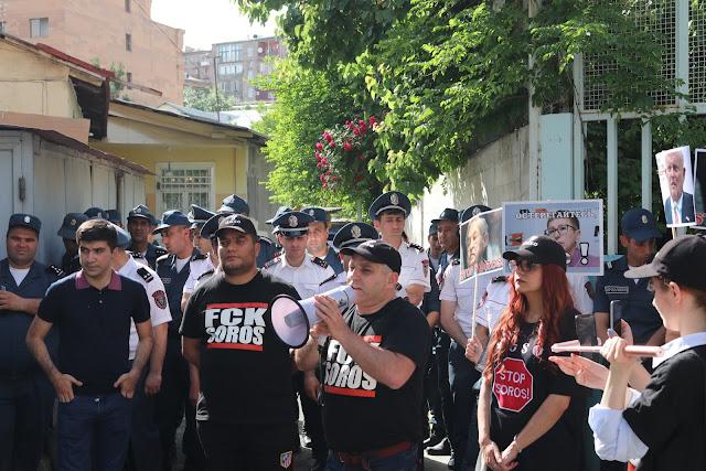 Líderes armenios de extrema derecha arrestados. Por Ani Mejlumyan