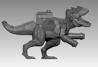 Trex Dinoborg