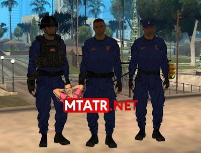 MTASA Jandarma Skin