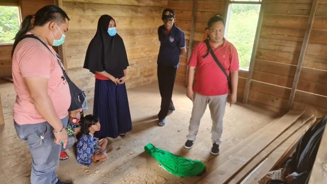 Pilu, Balita Ditemukan Tewas di Rumah Kosong Ditunggui Anak Perempuan yang Menangis