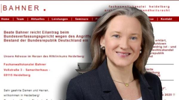 Εγκλεισμός Γερμανίδας δικηγόρου σε ψυχιατρική κλινική επειδή άσκησε κριτική για τη συνταγματικότητα των μέτρων!
