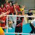 Volleyball: Dramatischer Endspurt sichert Mazedonien Finale