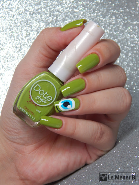 nail art monstros sa