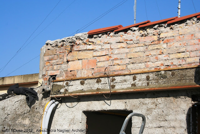 risanamento cordolo ca renovation reinforced concrete beam