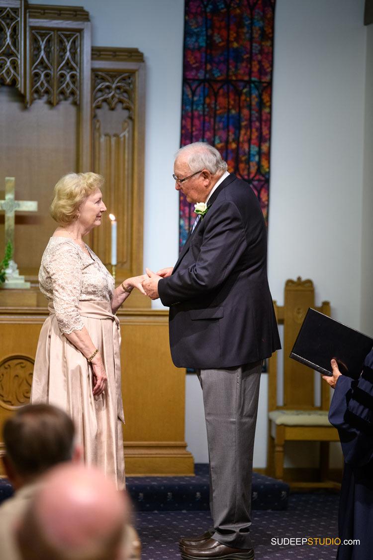 First Congregational Church Senior Wedding Photography by SudeepStudio.com Ann Arbor Wedding Photographer