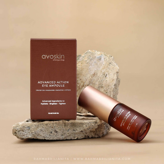 Review Avoskin Advanced Action Eye Ampoule