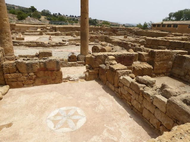 il quartiere ellenistico romano