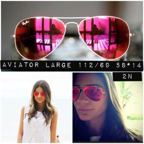 02857557b oculos ray ban espelhado rosa replica oculos ray ban espelhado rosa replica  ...