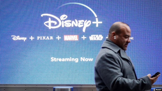 Disney + sufre problemas de conexión en su primer día