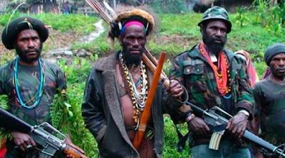 OPM Sebut Warga Papua Dipaksa Ikuti Upacara HUT RI