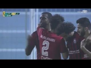 اهداف مباراة الرائد وهجر (2-0) كاس خادم الحرمين الشريفين