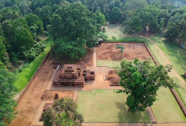 Peninggalan Kerajaan Sriwijaya Candi Muaro Jambi