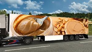 ETS2 Peanuts trailer