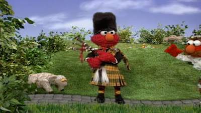 Sesame Street Elmo's World All Day with Elmo
