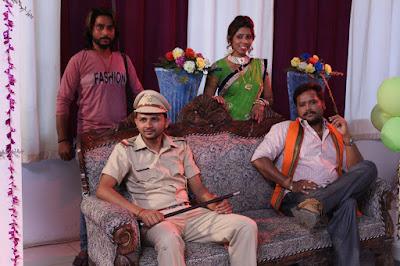 Sanjay Yadav in film banarasi Pahalwan