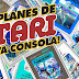 Atari podría lanzar una nueva consola de Videojuegos en 2017
