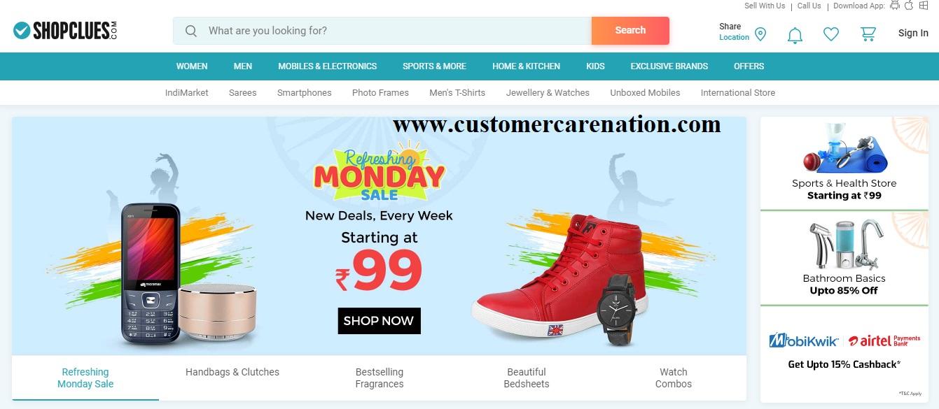 Shopclues-iindependence-day-sale