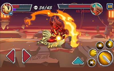 Legendary Warrior v1.0.13 Mod Apk Terbaru Unlimited Coins + Gems