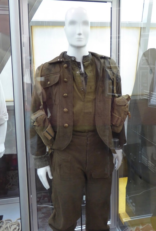 Harry Styles Dunkirk Alex film costume
