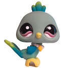 Littlest Pet Shop Collectible Pets Peacock (#985) Pet