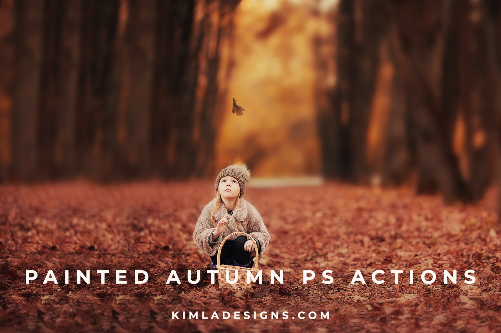 New Painted Autumn PS Actions + Free Gift