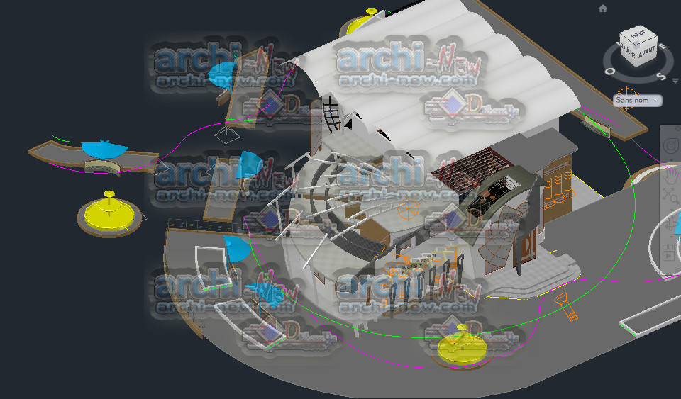 download-autocad-cad-dwg-file--RESTAURANT-MICOHAMI-HAMNET