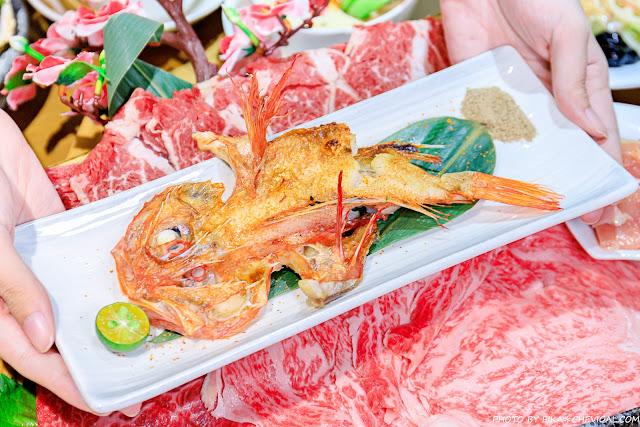 MG 2048 - 熱血採訪│海大蛤味噌湯,整碗的用料非常大方!台中當月壽星鮭魚三重奏免費吃!