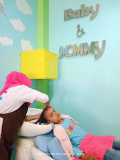 Mommy and me baby spa Depok