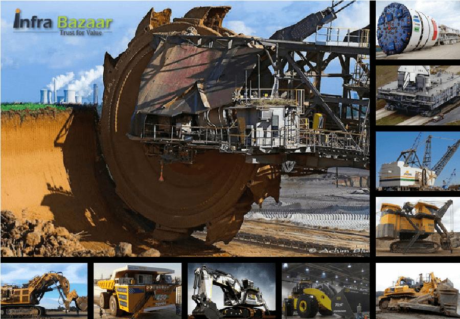 Largest Vehicles, Heavy Equipment