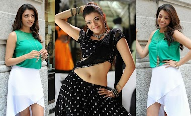 Kajal Agarwal Private Appearance Pics