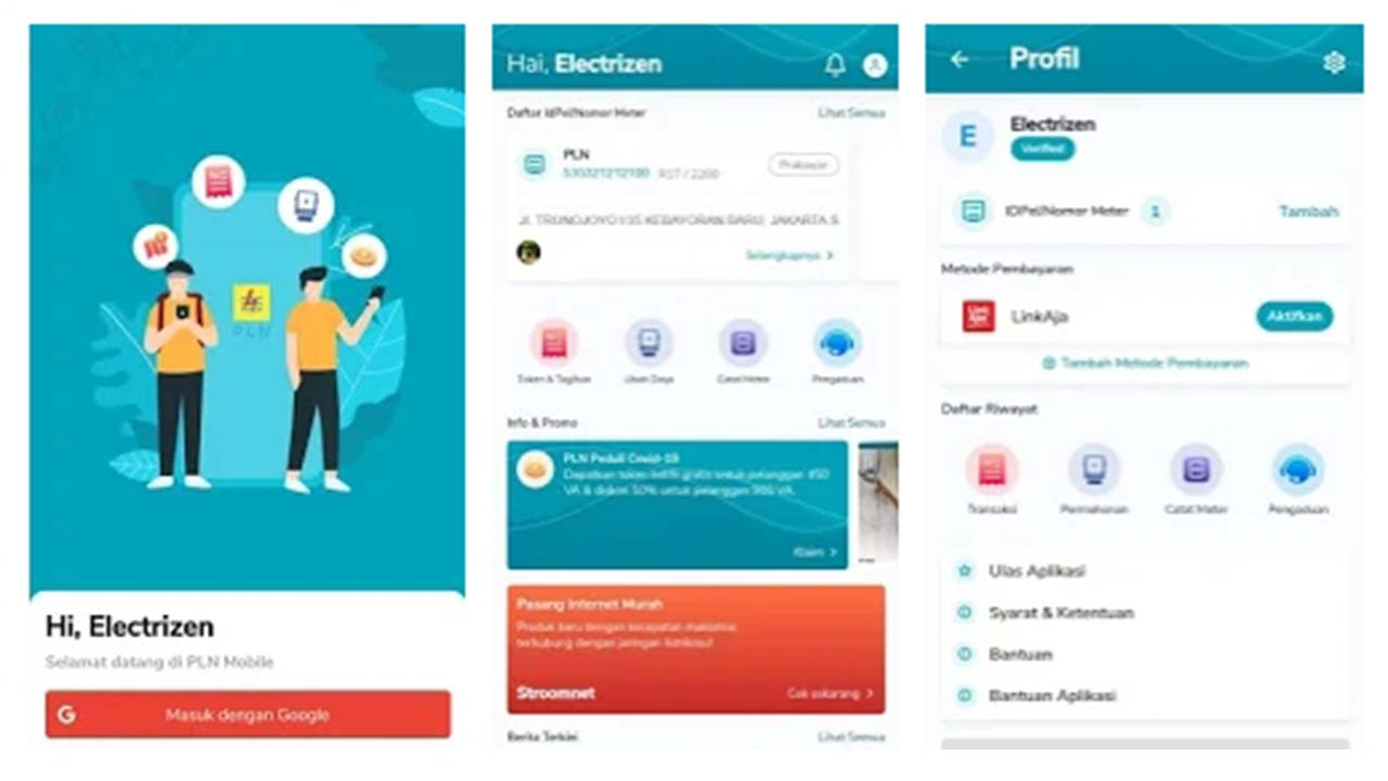 PLN Rilis Aplikasi Untuk Mempermudah Isi Token Meteran Listrik