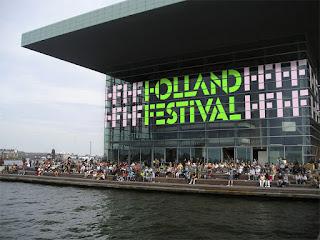 Festival de Holanda - Amsterdam