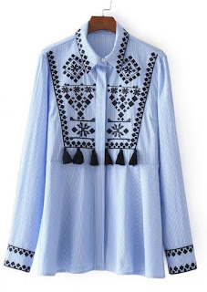 http://fr.shein.com/Tassel-Embellished-Embroidered-Stripe-Blouse-p-392451-cat-1733.html?utm_source=melimelook.fr&utm_medium=blogger&url_from=melimelook