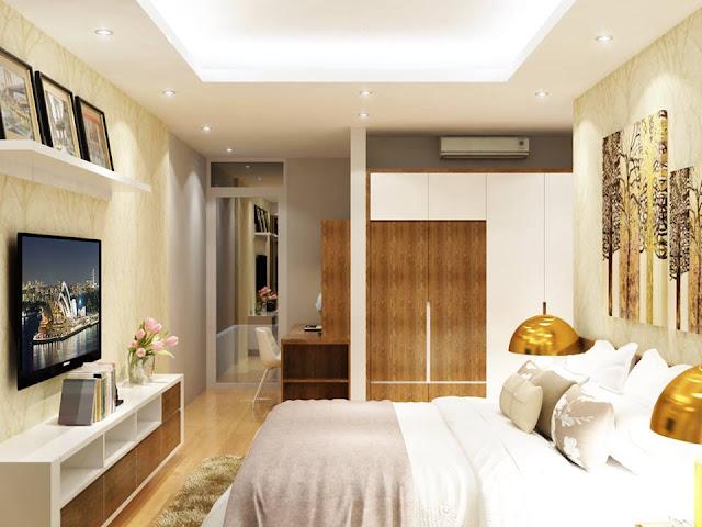 Nội thất phòng ngủ mẫu