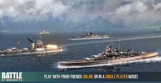 Battle of Warships v1.27 Mod Apk