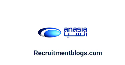 Junior Sales Engineer At Anasia Egypt | 1-2 year experience |  Electrical or Mechanical Engineers Vacancy