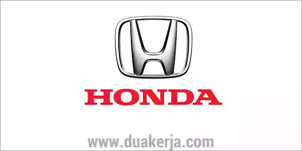 Lowongan Kerja PT Honda Prospect Motor Terbaru 2019