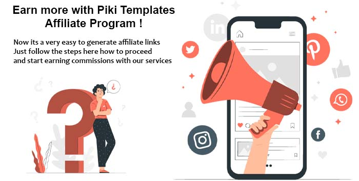 Piki Templates Illustrator Info