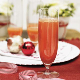 mimosa all'arancia rossa immagine