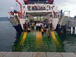 Polres Samosir Selidiki Jatuhnya Mobil ke Danau Toba dari KMP Ihan Batak