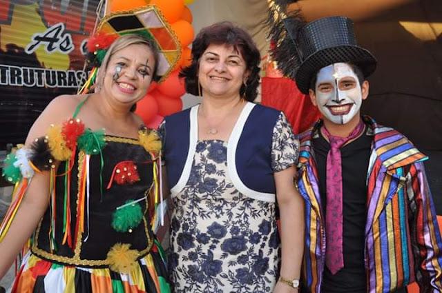 Buíque promove Dia da Criança com circo, brindes e brincadeiras